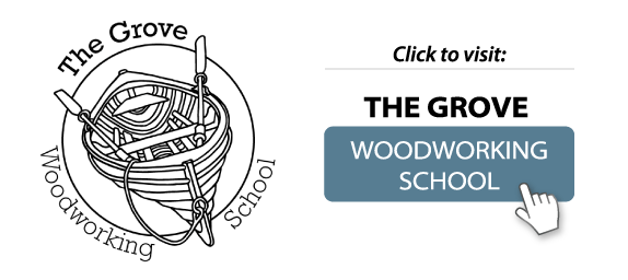 Click For Tony Grove's Woodworking School