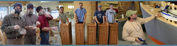 Tony Grove Woodworking School